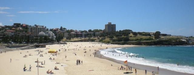 Sydney Coogee Beach