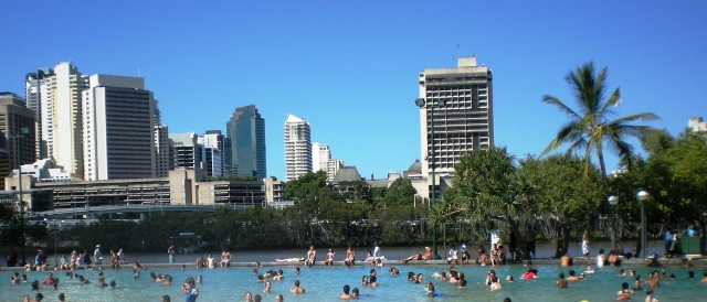 brisbane southbank Brisbane