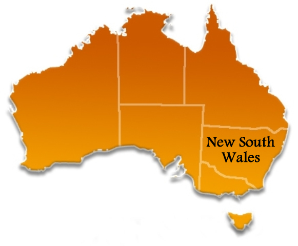 New South Wales Location