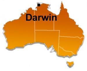 Darwin Location