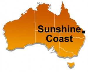 Sunshine Coast Location